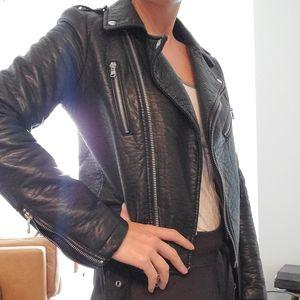 Jackets & Blazers - Simons faux leather jacket